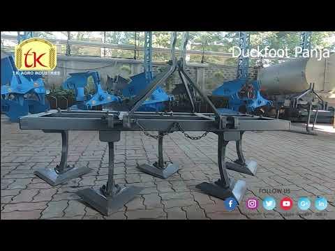 Duck Foot Cultivator