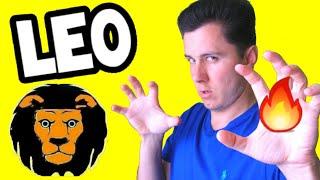 Leo man (Personality)