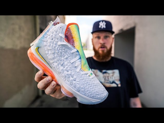 IS THIS THE BEST NIKE LEBRON SNEAKER WE'VE EVER SEEN?! (Performance Overview)