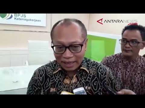 ANTARANEWS -  Peresmian Kantor Cabang  BPJS Ketenagakerja Magelang