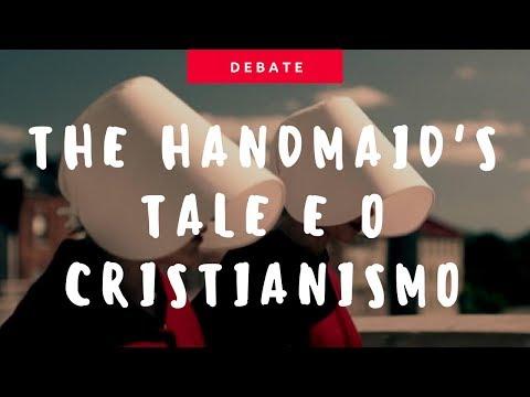 The Handmaid's Tale não é contra o cristianismo, é contra o extremismo