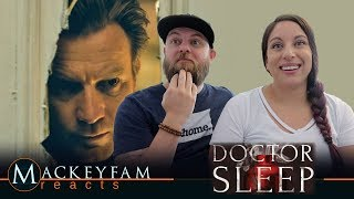 DOCTOR SLEEP - Official Teaser Trailer- REACTION and REVIEW!!!