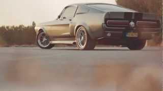Mustang Shelby GT500 Eleonor 1967