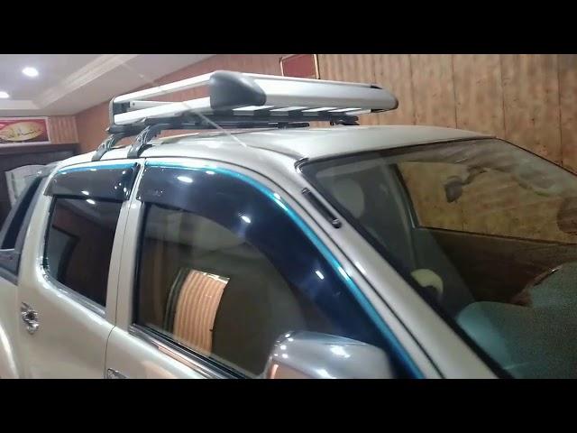 Toyota Hilux Vigo Champ G 2006 Video