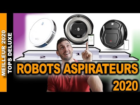 🏆ROBOTS ASPIRATEURS 2020 🥇 [SEPTEMBRE 2020]