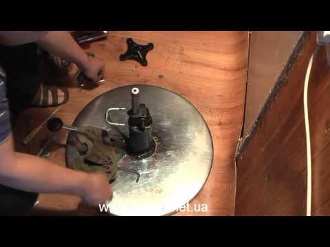 Ремонт гидравлического подёмника НЕОБЫЧНОГО для кресла парикмахера тел. 0672349221