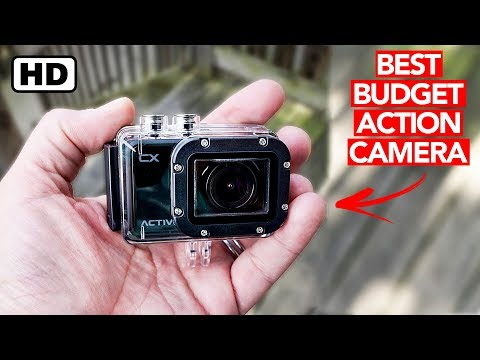 $40 HD Action Cam Review - Is it Worth it? (Better Than GoPro?)