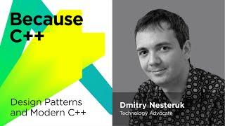 Design Patterns and Modern C++