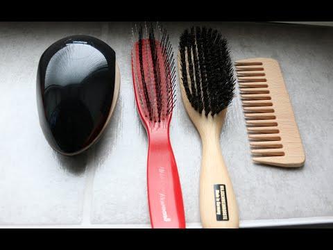 Haarbürste! warum dieser Wechsel?! von Plastik zur Wildschweinbürste
