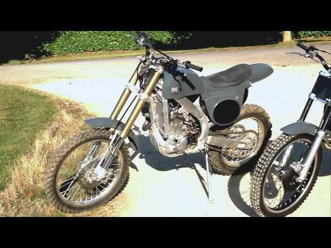 Armie Hammer & Metisse Motorcycles