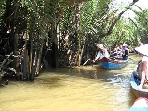 Вьетнам. Река Меконг.