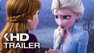 FROZEN 2 - Into the Unknown Song Sneak Peek & Trailer (2019)
