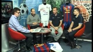 Sportul Muresean la Antena 1 cu Szaszgaspar Barnabas si Silviu Lupusavei, BC Mures