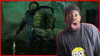 Dead By Daylight Gameplay - OH NO! HE'S POSSESSED!