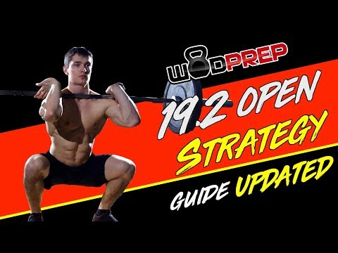 CrossFit Open 19.2 Tips & Strategy (NEW! WODprep Official!)