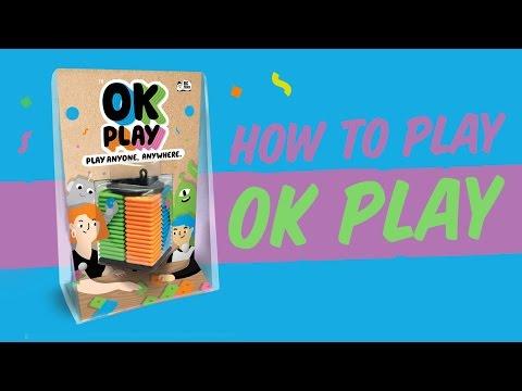 OK PLAY GAME, 2-4 PLAYER