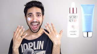 is fragrance that bad? ft. Dear Klairs and Secret Key Starting Treatment