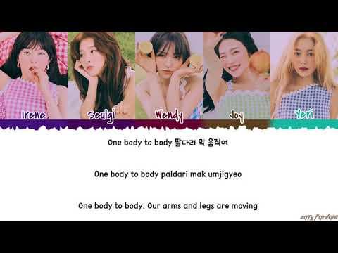 RED VELVET (레드벨벳) - 'JUMPIN' Lyrics [Color Coded_Han_Rom_Eng]