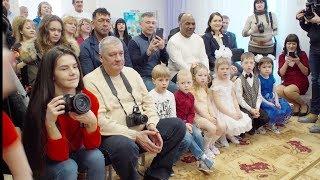 Рой Джонс и еще девять великих боксеров, побывавших в России