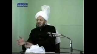Hazrat Mirza Tahir Ahmad - Majlis E Irfan - (On Bhutto And Zia) - By Roothmens