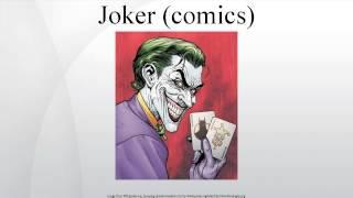 Joker (comics) - Wiki Article