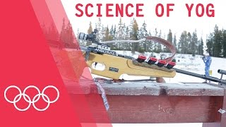 The technology of the Biathlon rifle | Science of YOG with Tom Scott