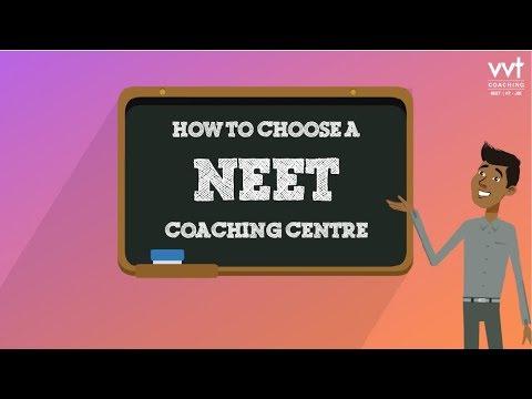 Choosing a NEET Coaching Centre
