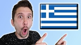 Trying To Learn Greek