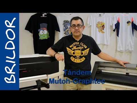 Cómo imprimir y cortar vinilo imprimible