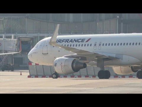 Μεγάλες ζημιές ανακοίνωσαν Air France-KLM και Airbus