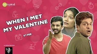 When I Met My Valentine l Gujarati l Raunaq Kamdar l Jhinal Belani l Shivam Shah