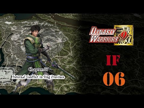 Dynasty Warriors 9 - IF -  Xu Shu's Story 06 (included All Main Missions)