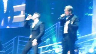 Boyzone Liverpool 21/2/11 Too Late For Hallelujah/ Love is a Hurricane
