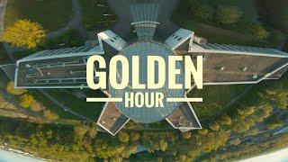 Golden Hour | FPV Freestyle Run | RAW