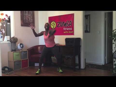 Zumba at home workout