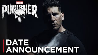 VIDEO: Marvel's THE PUNISHER S2 – Date Announcement