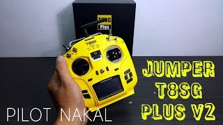 Jumper T8SG Easy Charging Mod  Install and Demo - hmong video