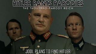 Jodl Plans To Find Hitler