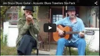 Acoustic Blues Guitar - Livin With The Blues - Brownie McGhee (Cover)