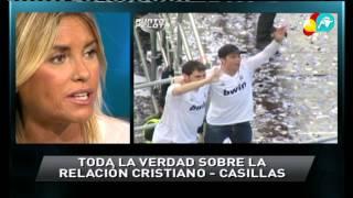 """Turégano: """"Casillas Y Cristiano No Son íntimos, Pero Saben Qué Hacer"""""""