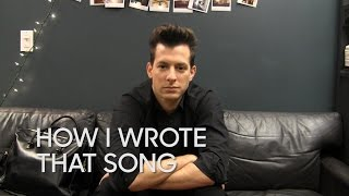 """How I Wrote That Song: Mark Ronson """"Uptown Funk!"""""""