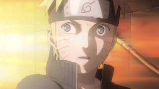 Naruto meet the fourth hokage minato for the 1st time