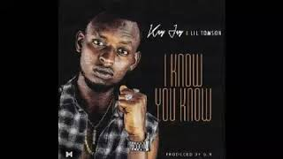Kay Jay Skinnyflow I Know You Know (feat Tomson)