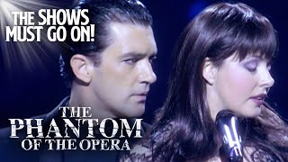 'The Phantom of The Opera' Sarah Brightman & Antonio Banderas - Stay Home #WithMe