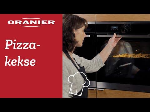 ORANIER - Pizzakekse backen mit dem EBP 9881 12