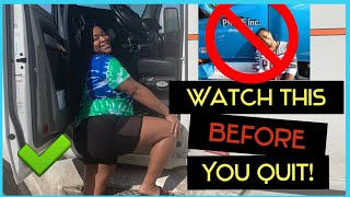 WATCH THIS BEFORE YOU QUIT YOUR TRUCKING JOB!