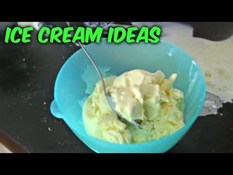 essay how to make ice cream