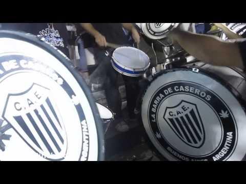 """""""El que no salta... + En el barrio de Caseros (CaserosPincha.com)"""" Barra: La Barra de Caseros • Club: Club Atlético Estudiantes"""