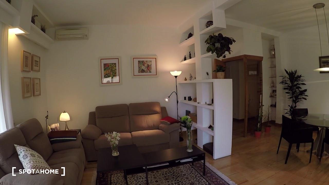 Rooms for rent in cozy 3-bedroom apartment in Retiro