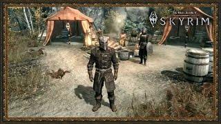 TES 5: Skyrim #Dawnguard - Легкая броня Стражи Рассвета